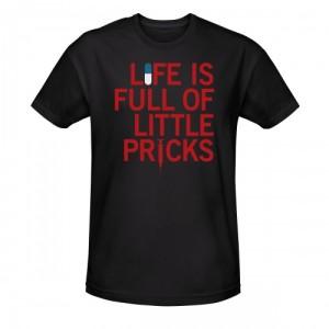 Life is full of little pricks